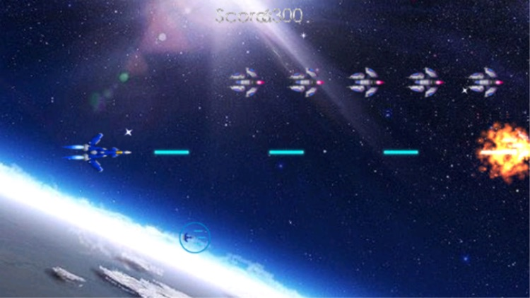 Space Trigger Fierce Fighting