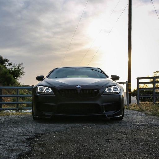 HD Car Wallpapers - BMW M6 Edition