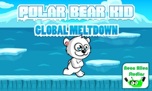 Polar Bear Kid : Global Meltdown Escape