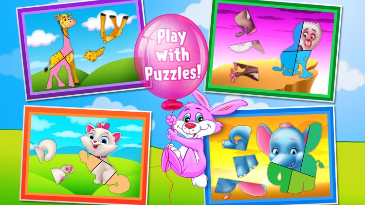 The ABC Song Educational Game screenshot-4