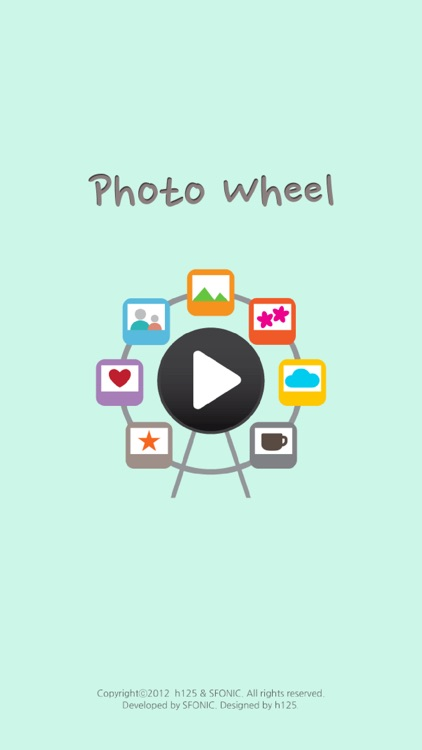 Photo Wheel - Seize Every Beautiful Moments