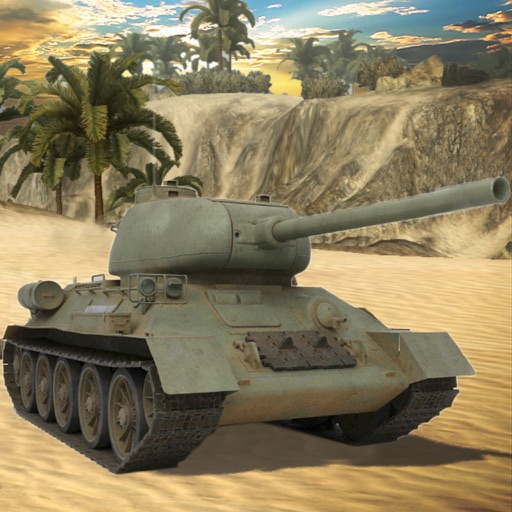 Super Tanks Blitz : World of battles