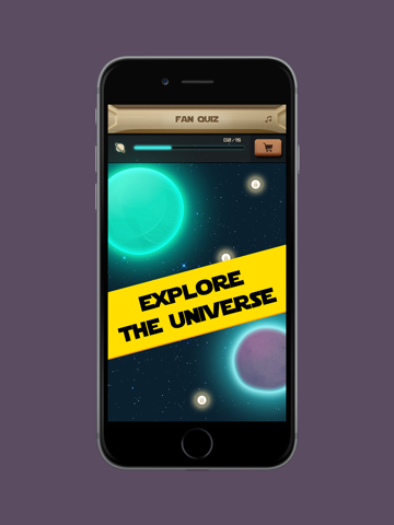 Trivia - Star Wars Edition: Galaxy Quiz Adventure screenshot