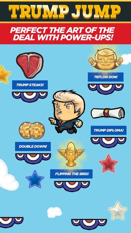 Trump Jump : The Game screenshot-4