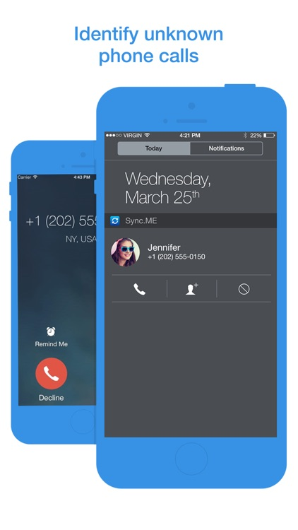 Sync.ME - Know who's calling screenshot-4