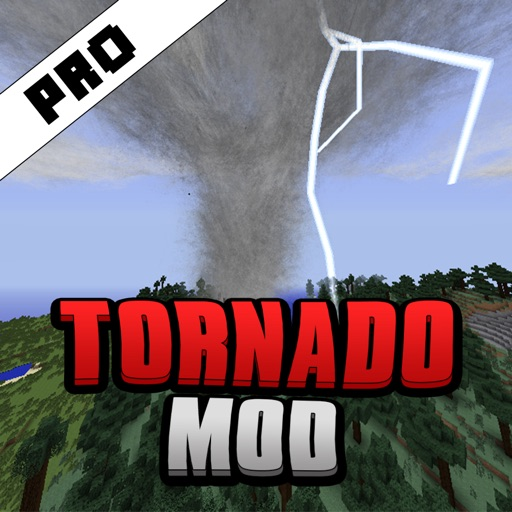 TORNADO MOD PRO - Reality Tornado Mods for Minecraft Game PC Guide Edition