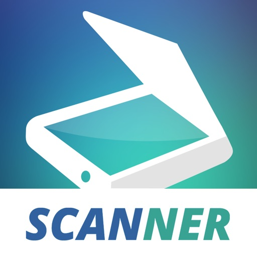 iScan Free - Instant document scanner and PDF converter iOS App
