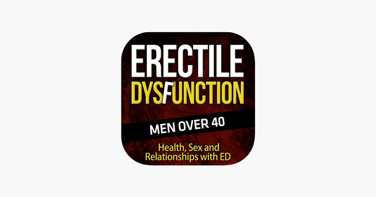 Sexual problems in men over 40