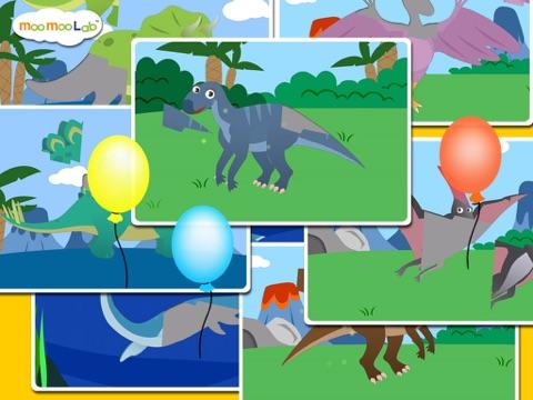 恐竜のゲーム - 子供たちの活動や塗り絵のおすすめ画像3