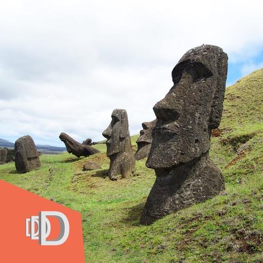 Rapanui 3D: outside Rano Raraku crater in Easter Island to explore the Moais