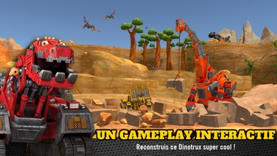 download Dinotrux apps 1