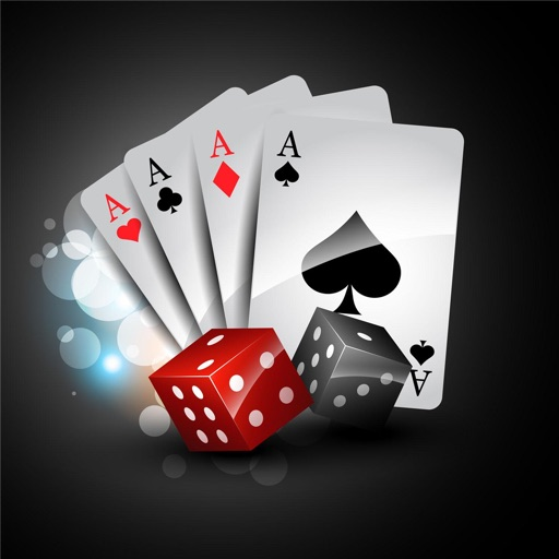Playing Card Wallpapers HD: Quotes Backgrounds with Art Pictures icon