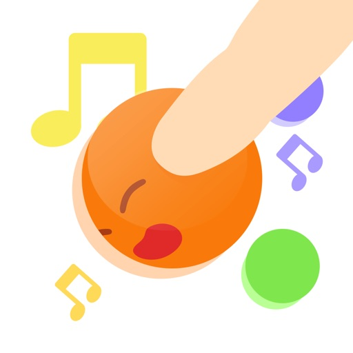 魔力音乐盒-宝宝爱奇迹-婴儿幼儿声音探索免费小游戏(彩色球演奏钢琴木琴风铃声)