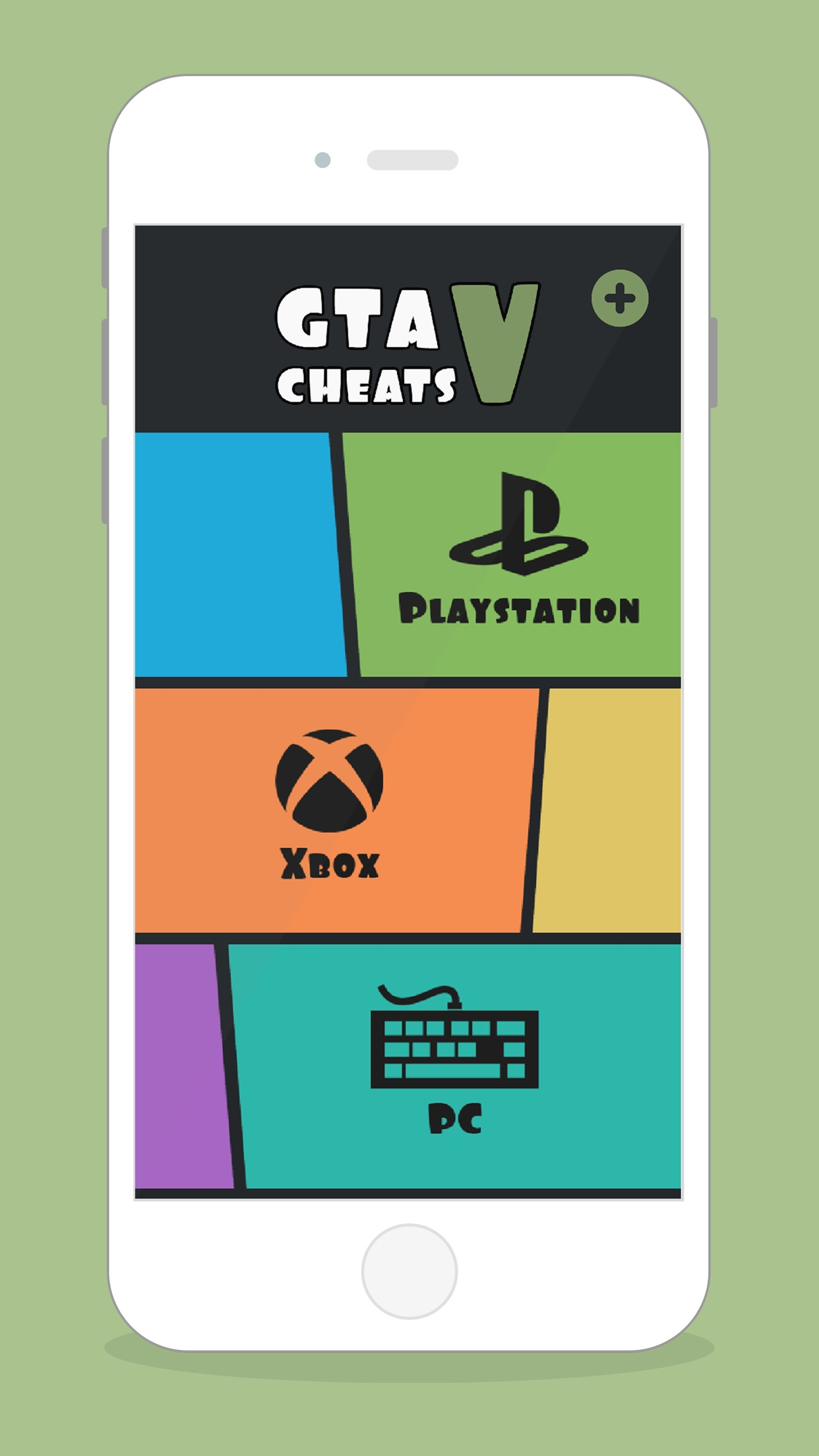 CHEATS for GTA V Screenshot