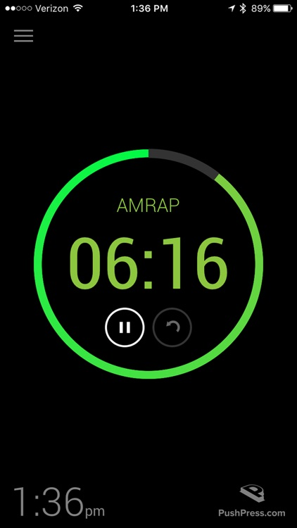 PushPress Timer Pro screenshot-1