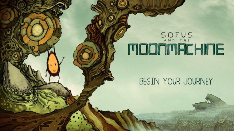 Sofus and the Moonmachine - A storybook adventure screenshot-0