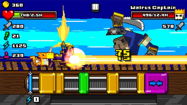 Combo Quest 2 screenshot-0