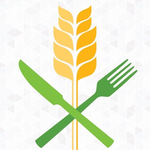 Eat Gluten Free - Delicious Gluten Free Diet Recipes and Meals app logo