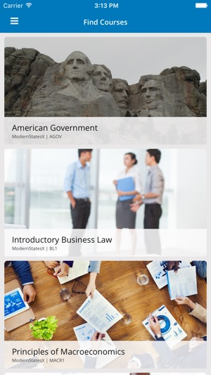 Modern States on the App Store