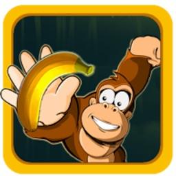 Jungle Kong Run - Running Game