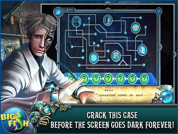 Fear For Sale: Nightmare Cinema HD - A Mystery Hidden Object Game