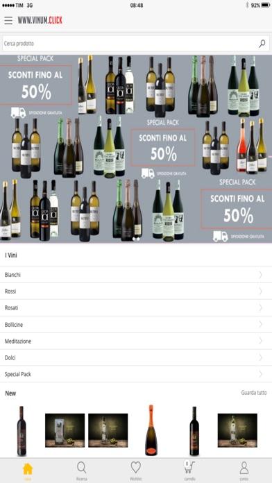 Vinum.clickScreenshot von 3