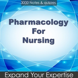 Pharmacology for nursing