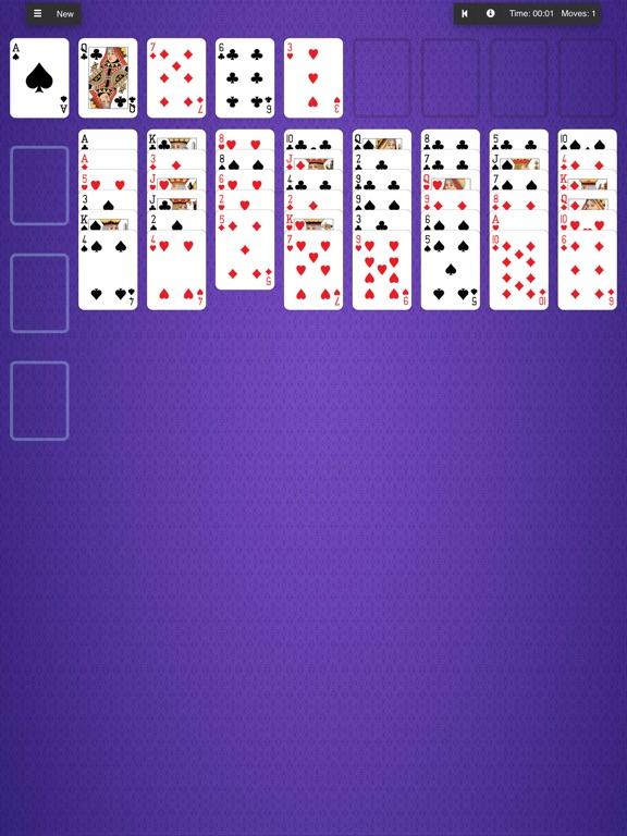 Скачать игру Классический Пасьянс - 18 игр