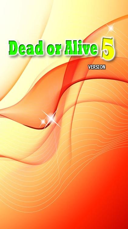Great  App for Dead or Alive 5 Version