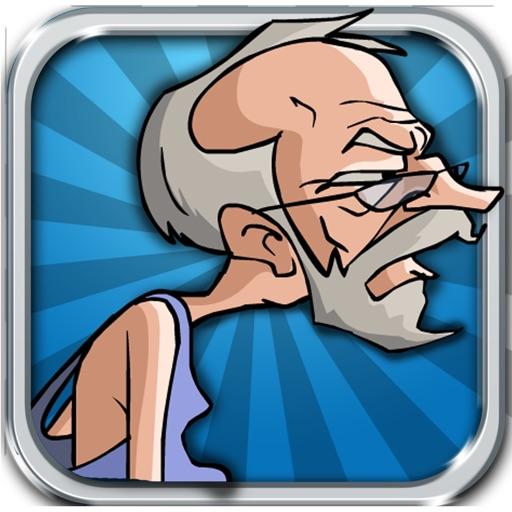 Angry Grandpa Run Free