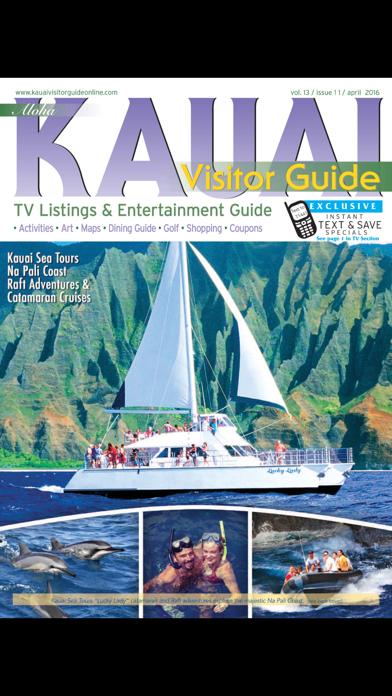 download Aloha - Kauai Visitor Guide apps 0