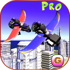 Activities of Flying Bike: Police vs Cops - Police Motorcycle Shooting Thief Chase PRO Game