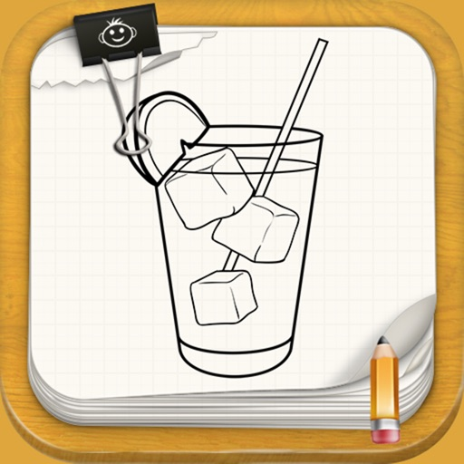 Learn to Draw Cocktails