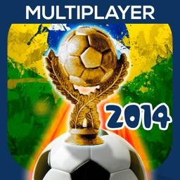 Brazil World Soccer Free Game 2014 Multiplayer HD