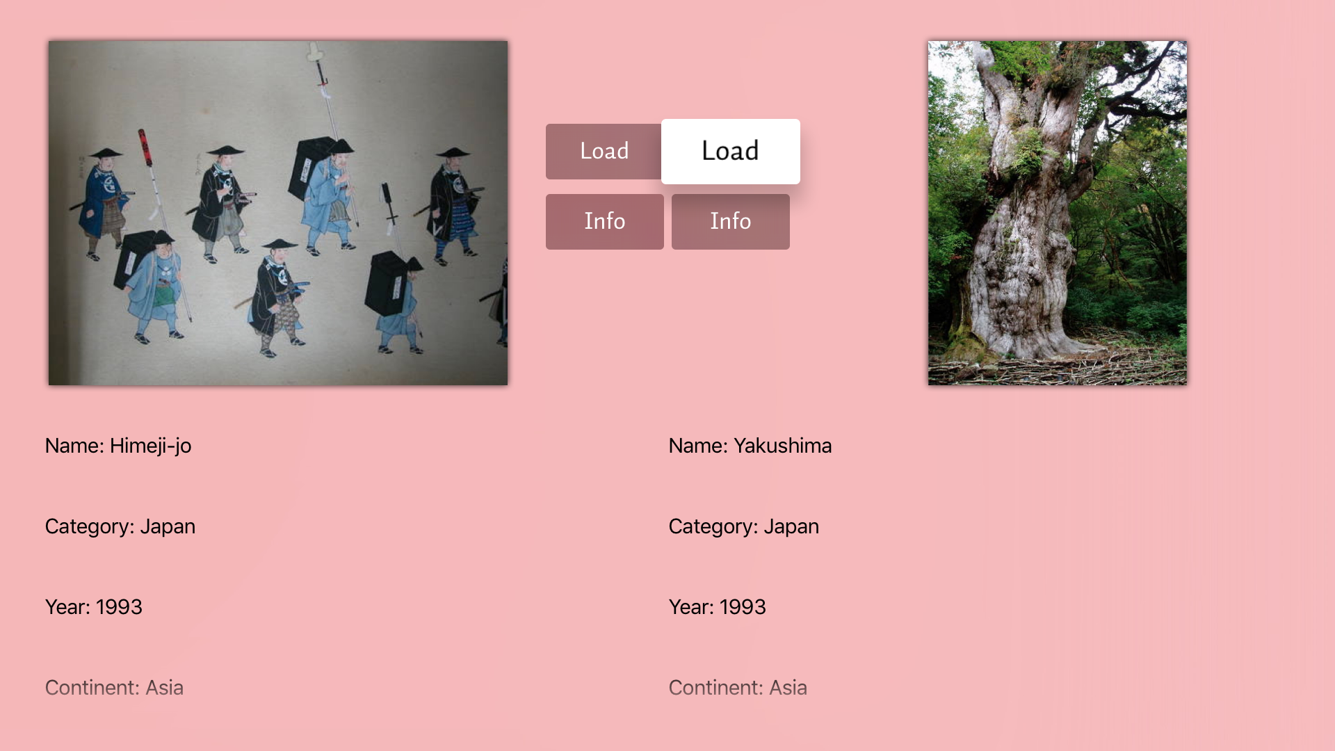 Japan Unesco World Heritage screenshot 15