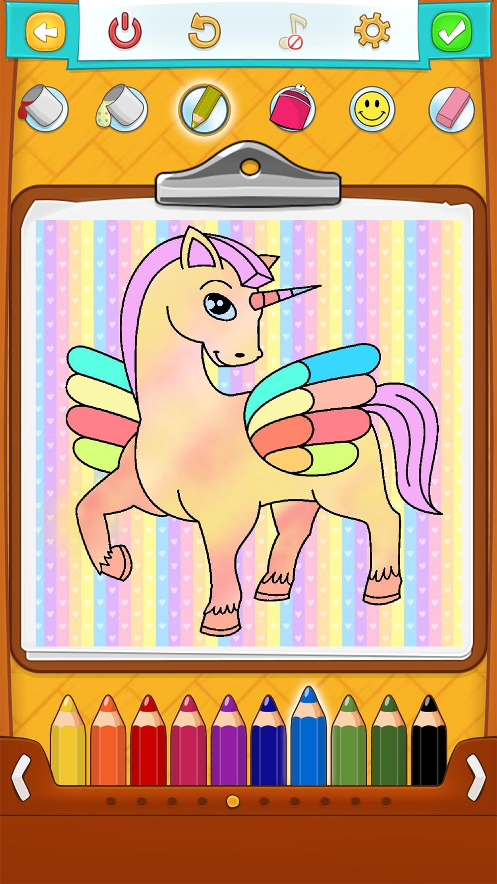 Horse Coloring Sheets Cheat Codes