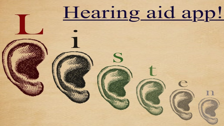 Super Hearing Aid Pro - audio enhancer screenshot-3