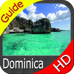 Dominica HD - GPS Map Navigator