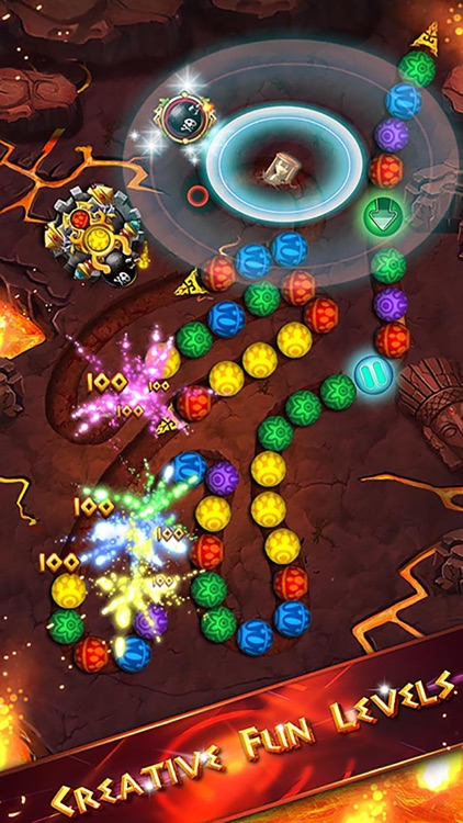 Marble Crush - Marble Crusher screenshot-3