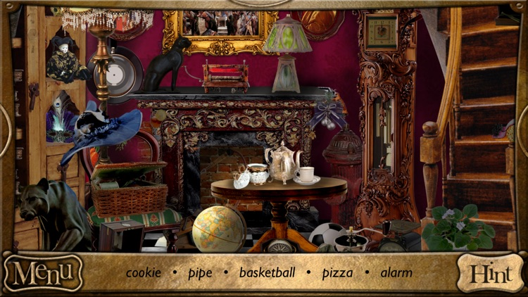Detective Sherlock Holmes - Hidden Objects screenshot-0