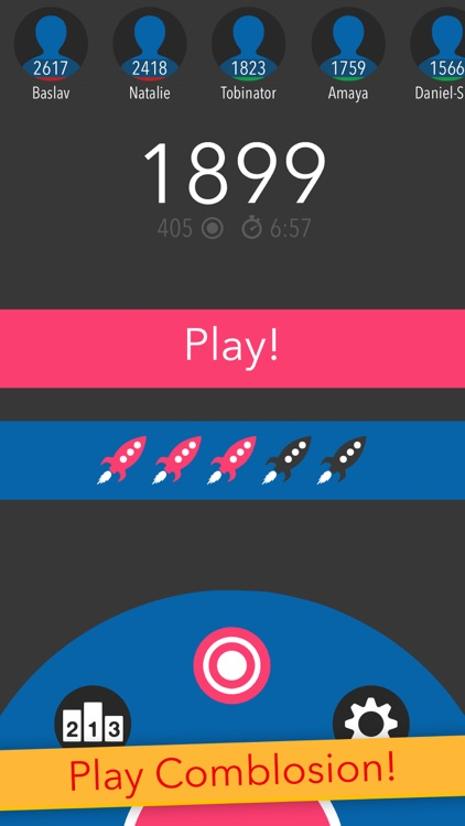 Comblosion screenshot-4
