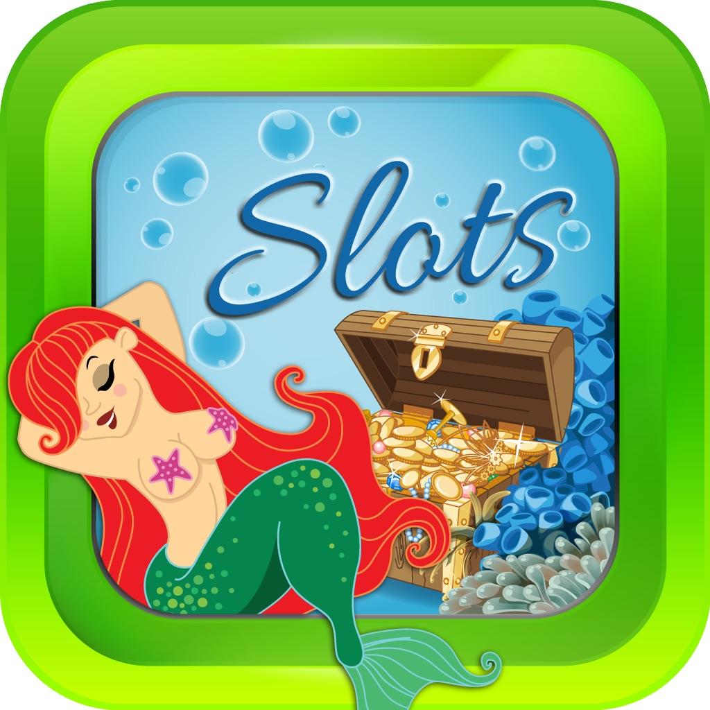 Aqua Ocean Slots Casino - Vegas VIP - Mermaids and Treasures of the 777 Seas hack