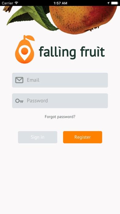 Falling Fruit review screenshots