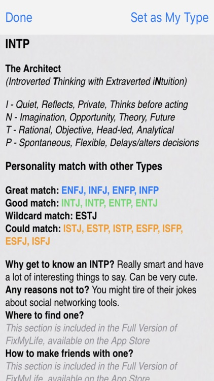Enfp Intp Friendship