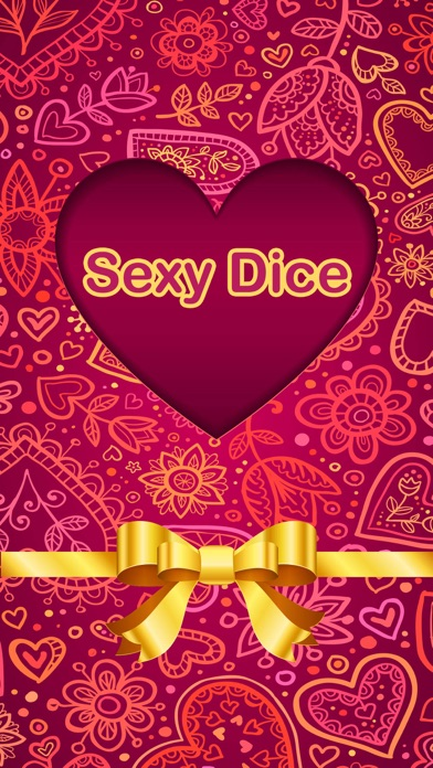 Sexy Dice - A funny game for couple and lovers screenshot one