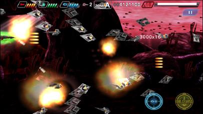 Screenshot from DARIUSBURST SP