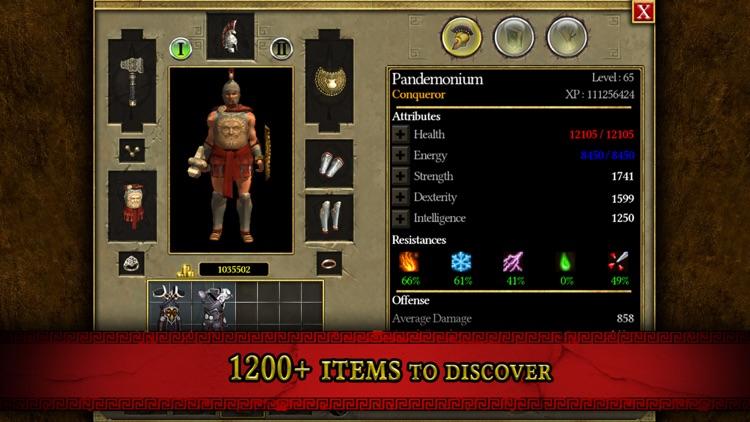 Titan Quest screenshot-4