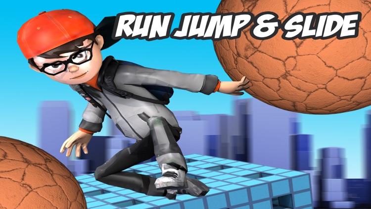 Run Jump and Slide screenshot-4