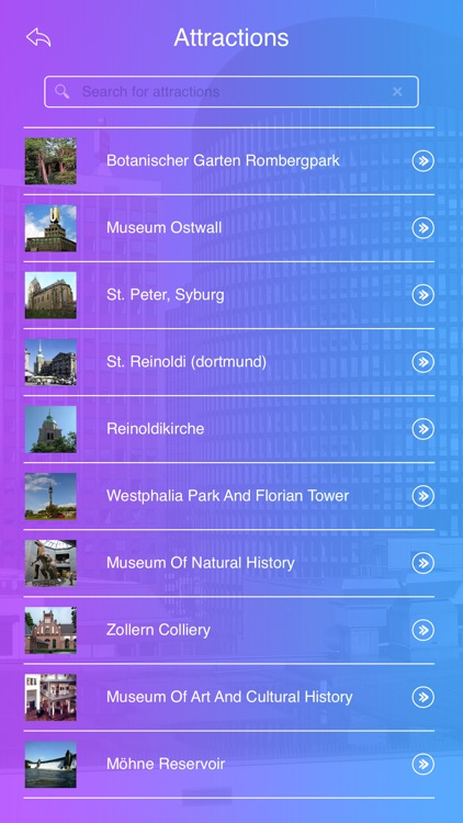 Dortmund Tourist Guide screenshot-2
