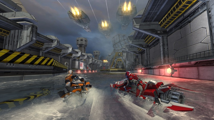 Riptide GP: Renegade screenshot-3
